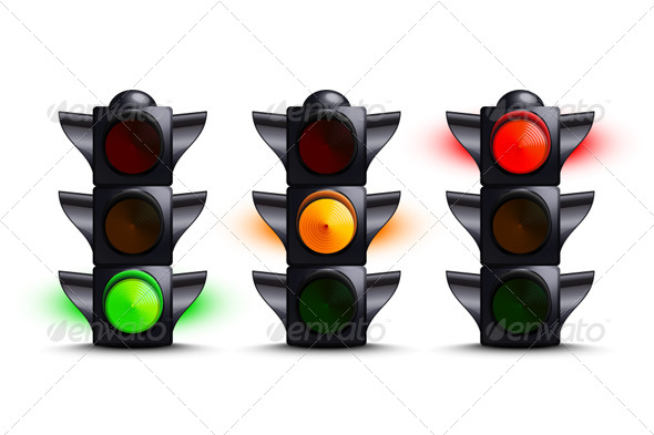 Png Stoplight Vector