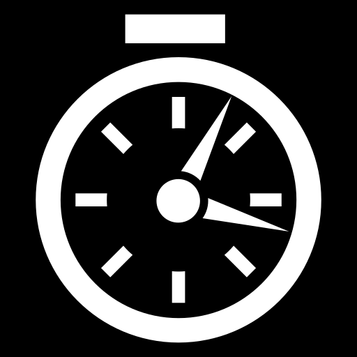Stopwatch Svg Icon