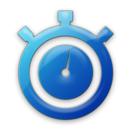 Save Stopwatch Png image #7046