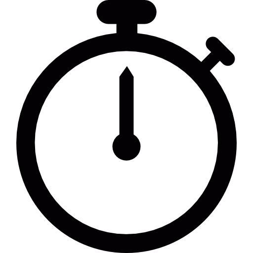 Icon Stopwatch Vector image #7026