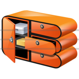 Library Icon Storage image #6664
