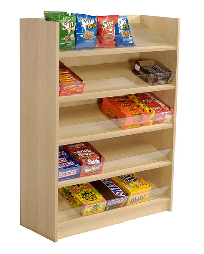 Pic Store Shelf PNG image #37500