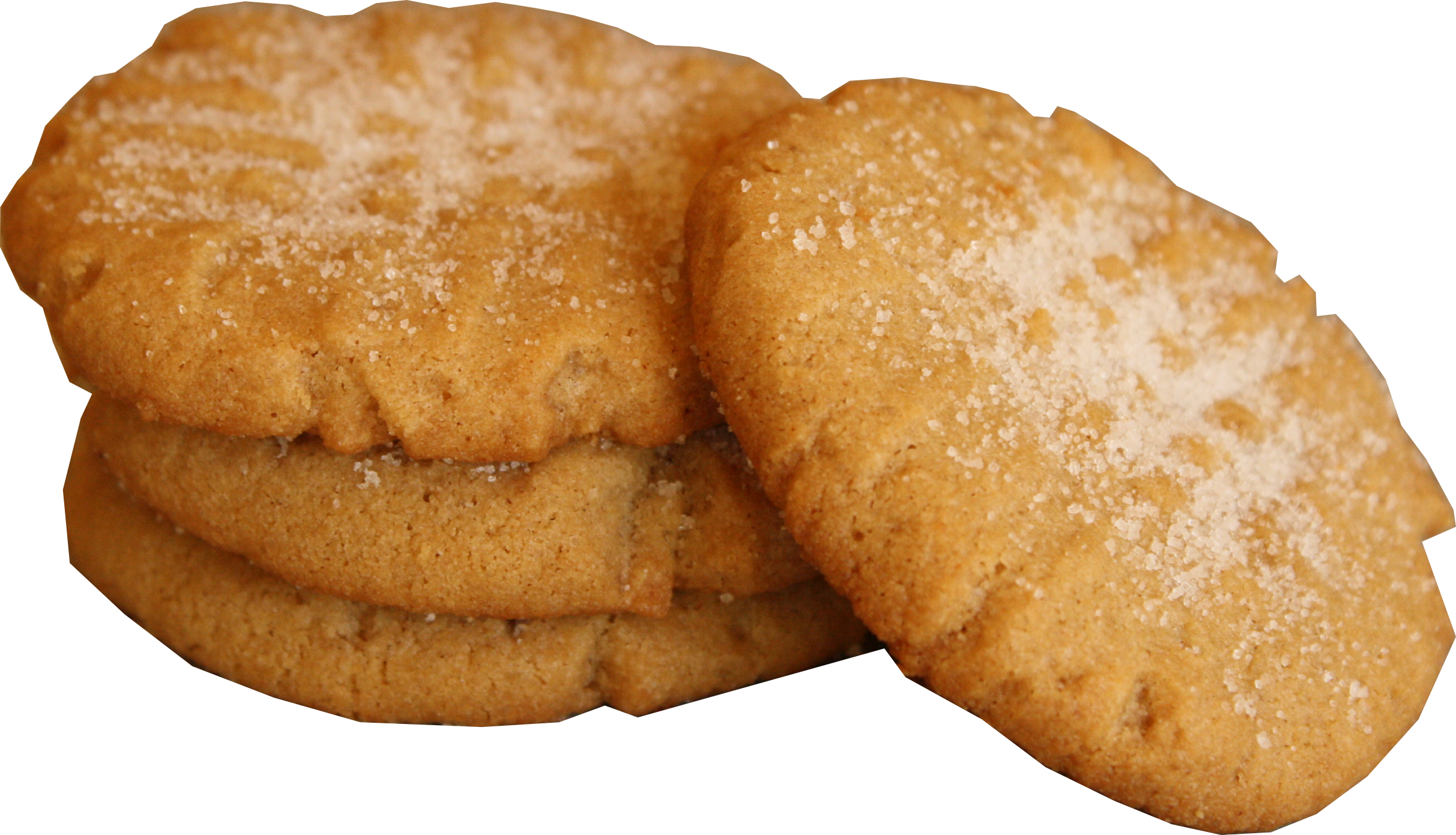 Sugared Cookie Images Photo