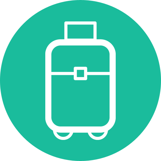 Suitcase Travel Flat Design Travel Icon Png Suitcase Png Suitcase Icon  image #219