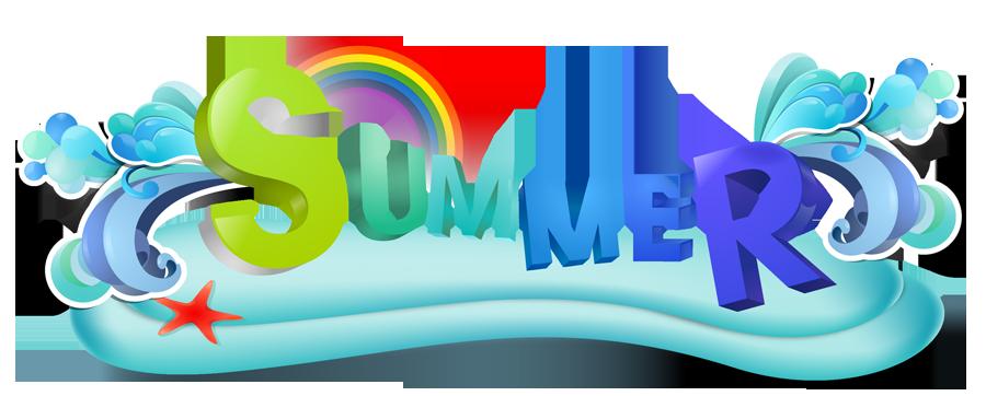 Summer Logo Png image #41188