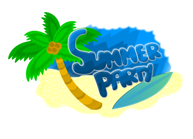 Summer Part Png image #41164