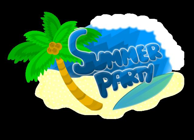 Summer Part Png image #41164