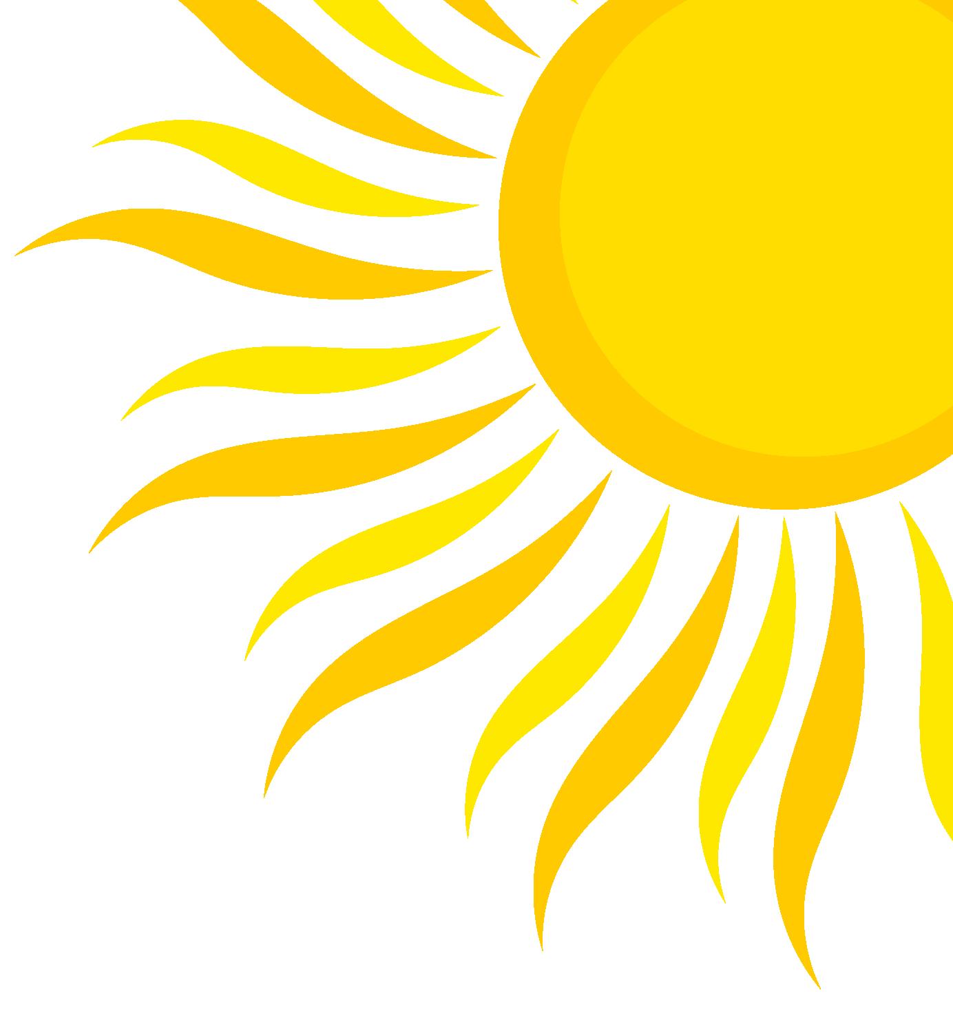Summer Sun Png image #41157