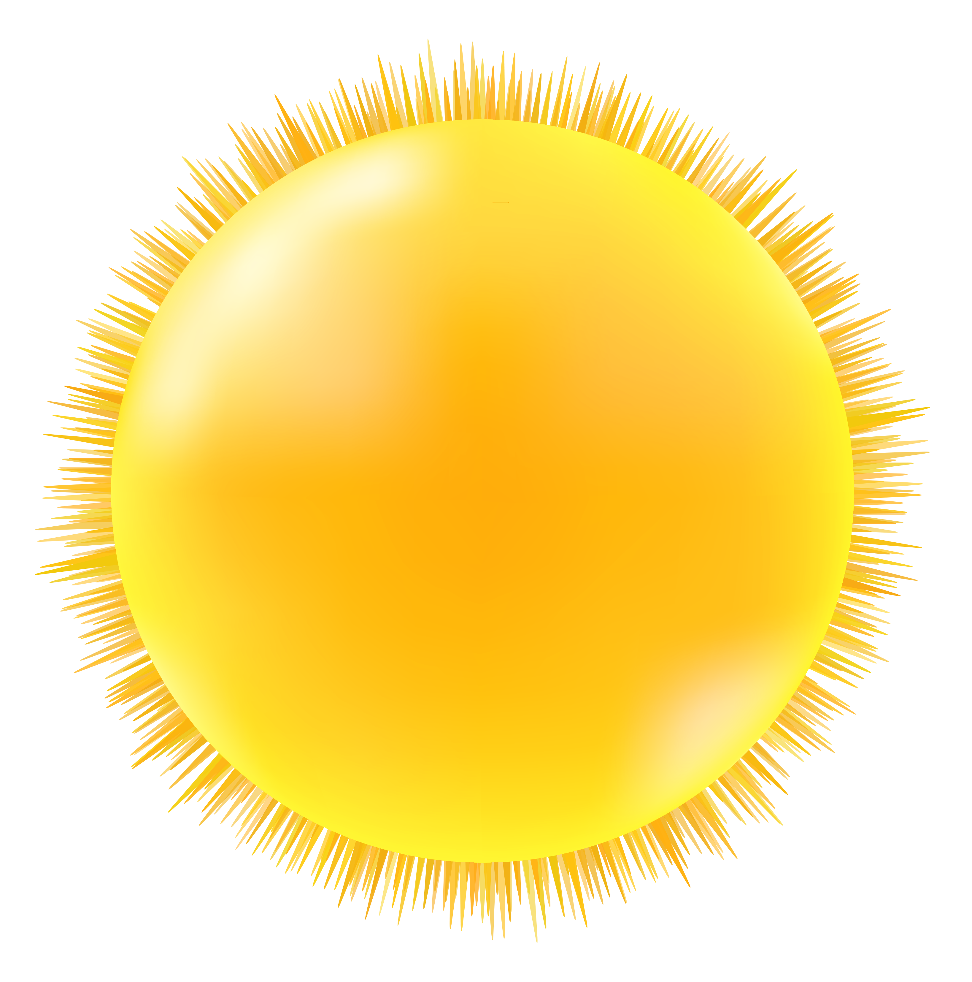 Sun and orange background images