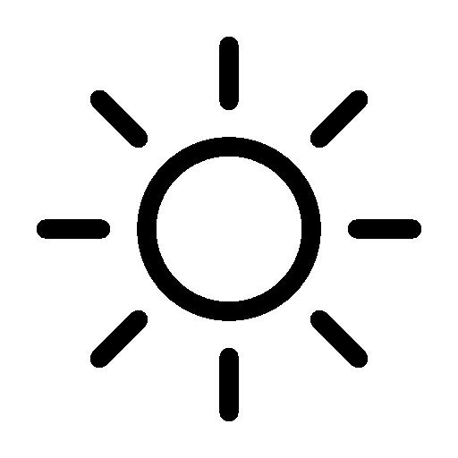Sun Save Icon