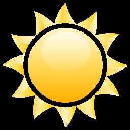 Sun Image Icon