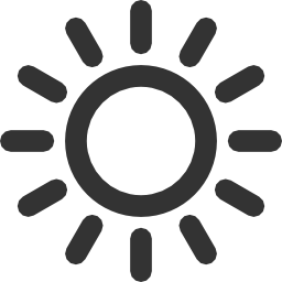 Sun Png Vector image #8580