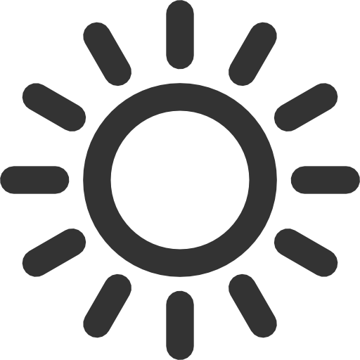 Sun Vector Png image #36037