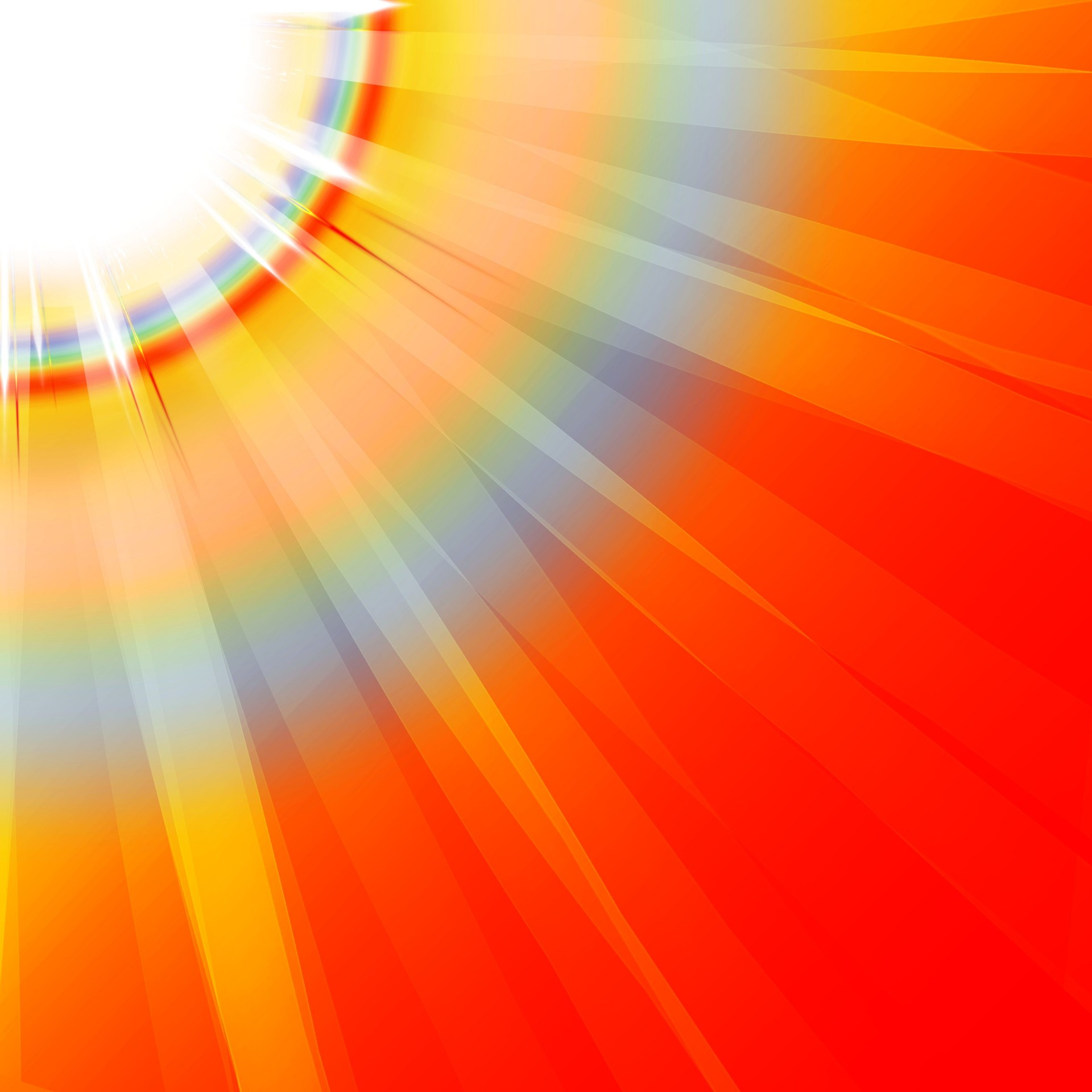 PNG File Sun Rays image #36913