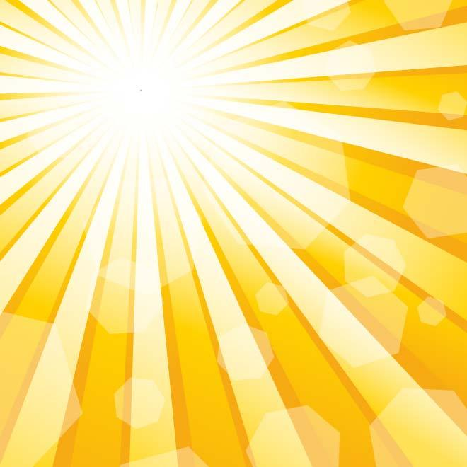 Sun Rays Free Download Images