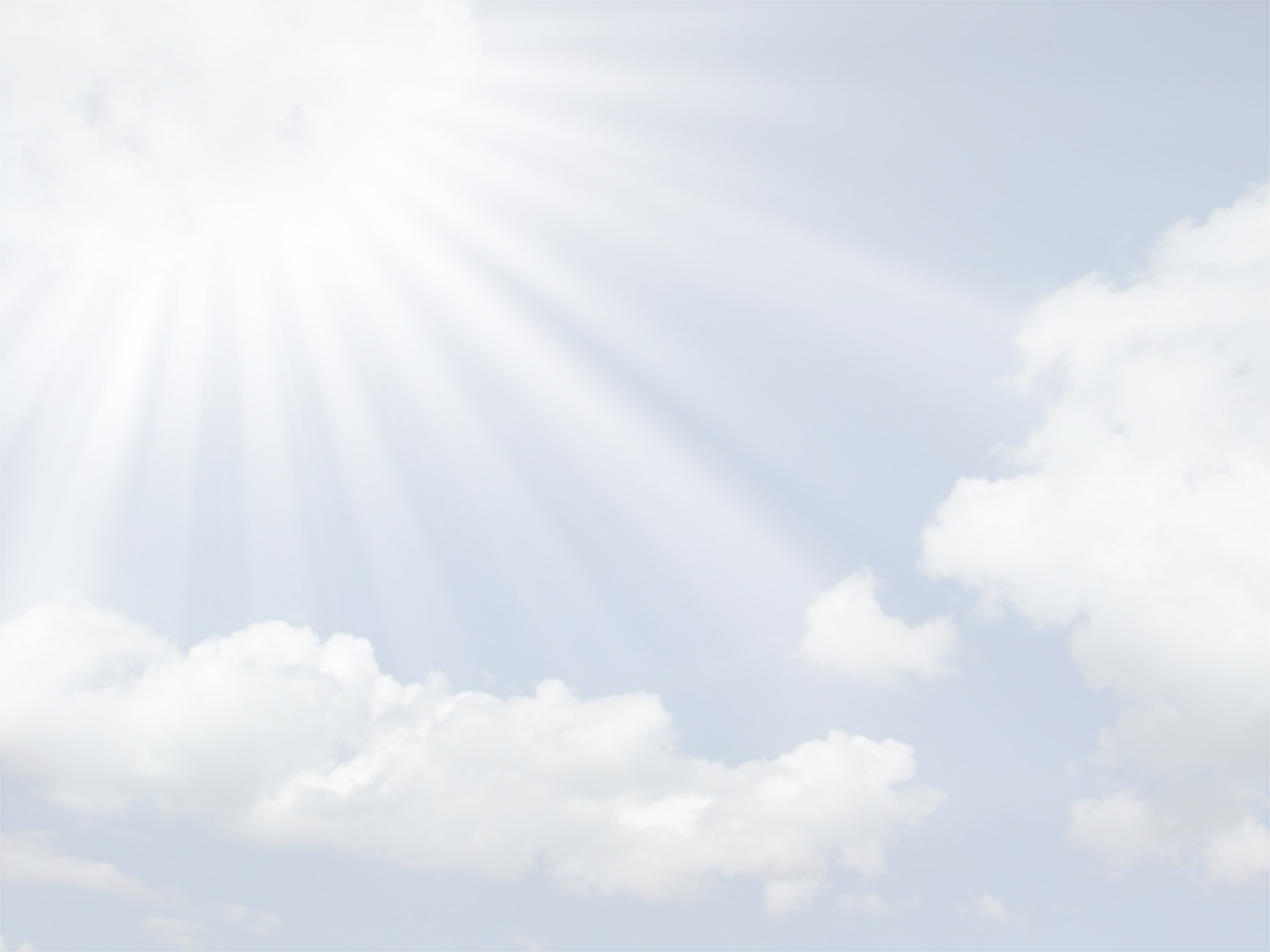 Clipart PNG Sun Rays image #36892