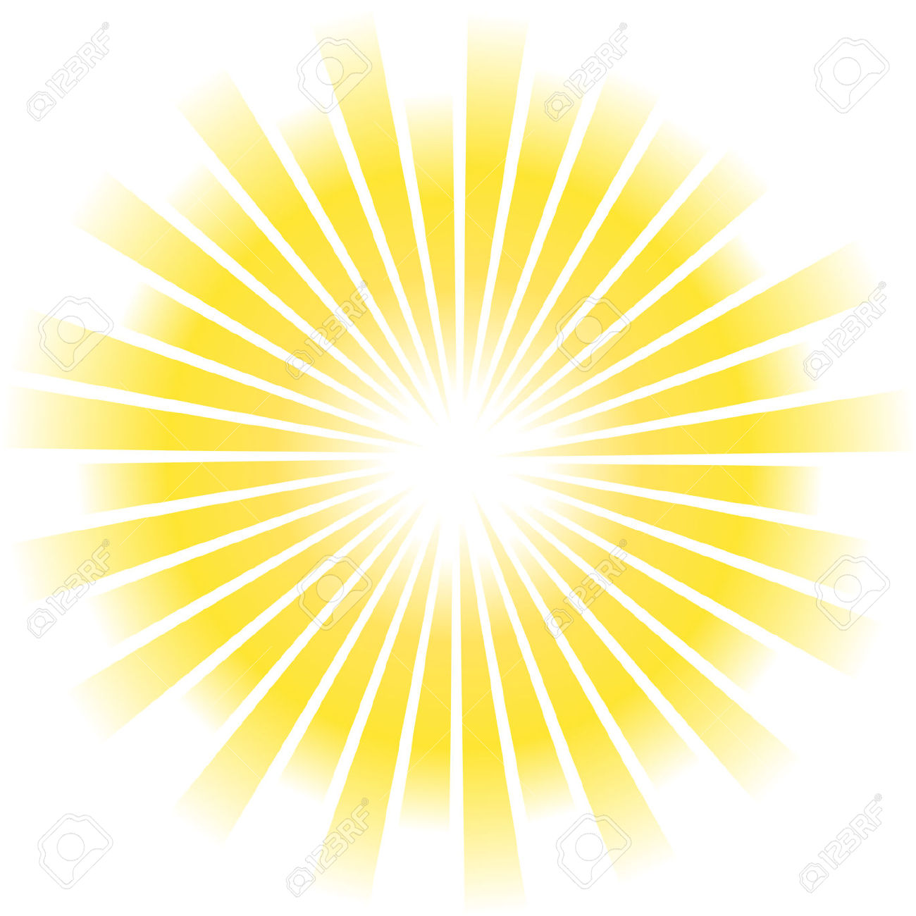 Pic Sun Rays PNG image #36900