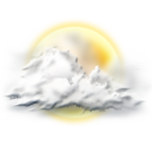 Sunny Png Icon image #23532