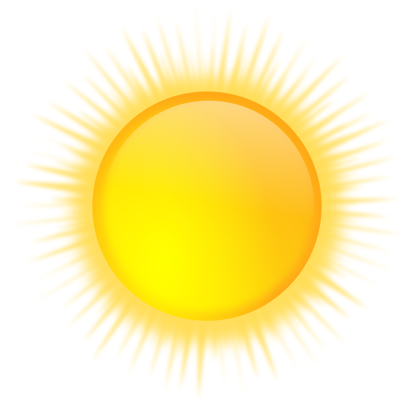 Png Icon Sunny image #23511