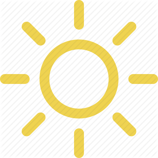 Sunny Simple Png image #23515
