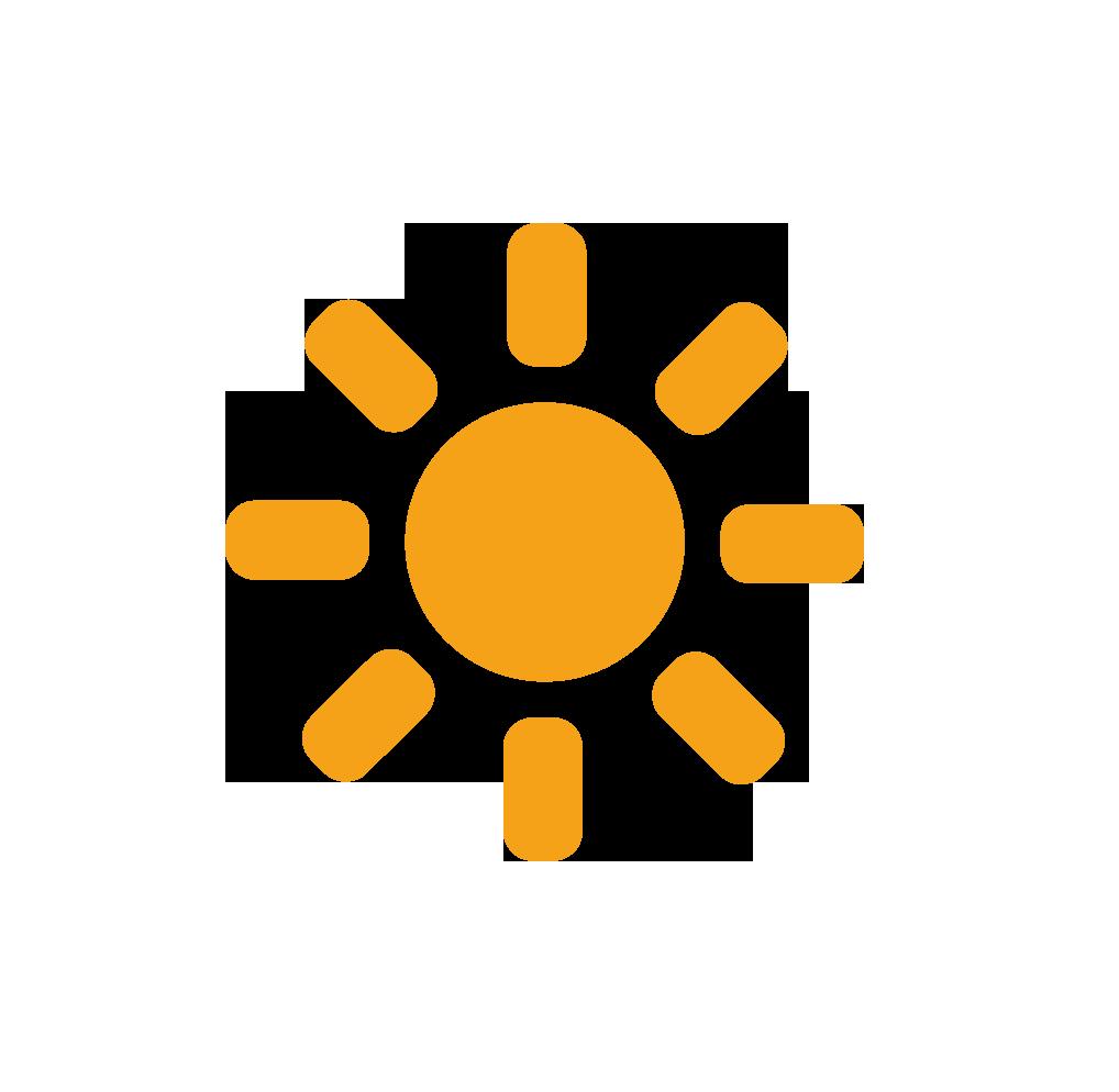 Resultado de imagen para sol png icono