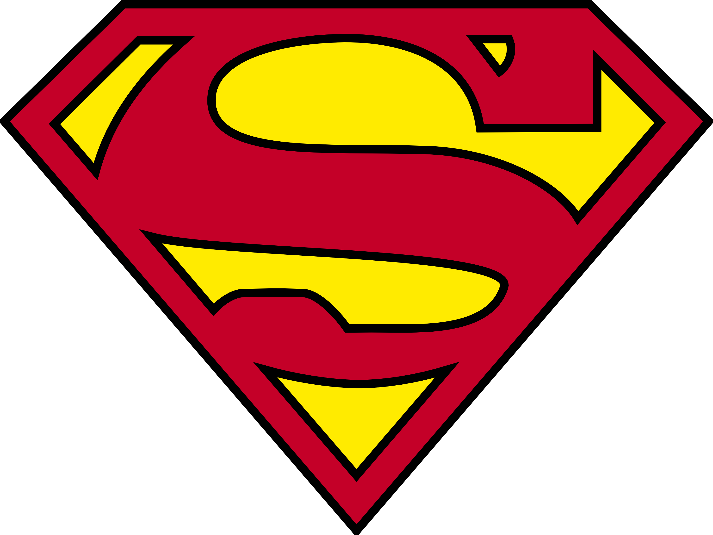 High-quality Superman Cliparts For Free! image #19800