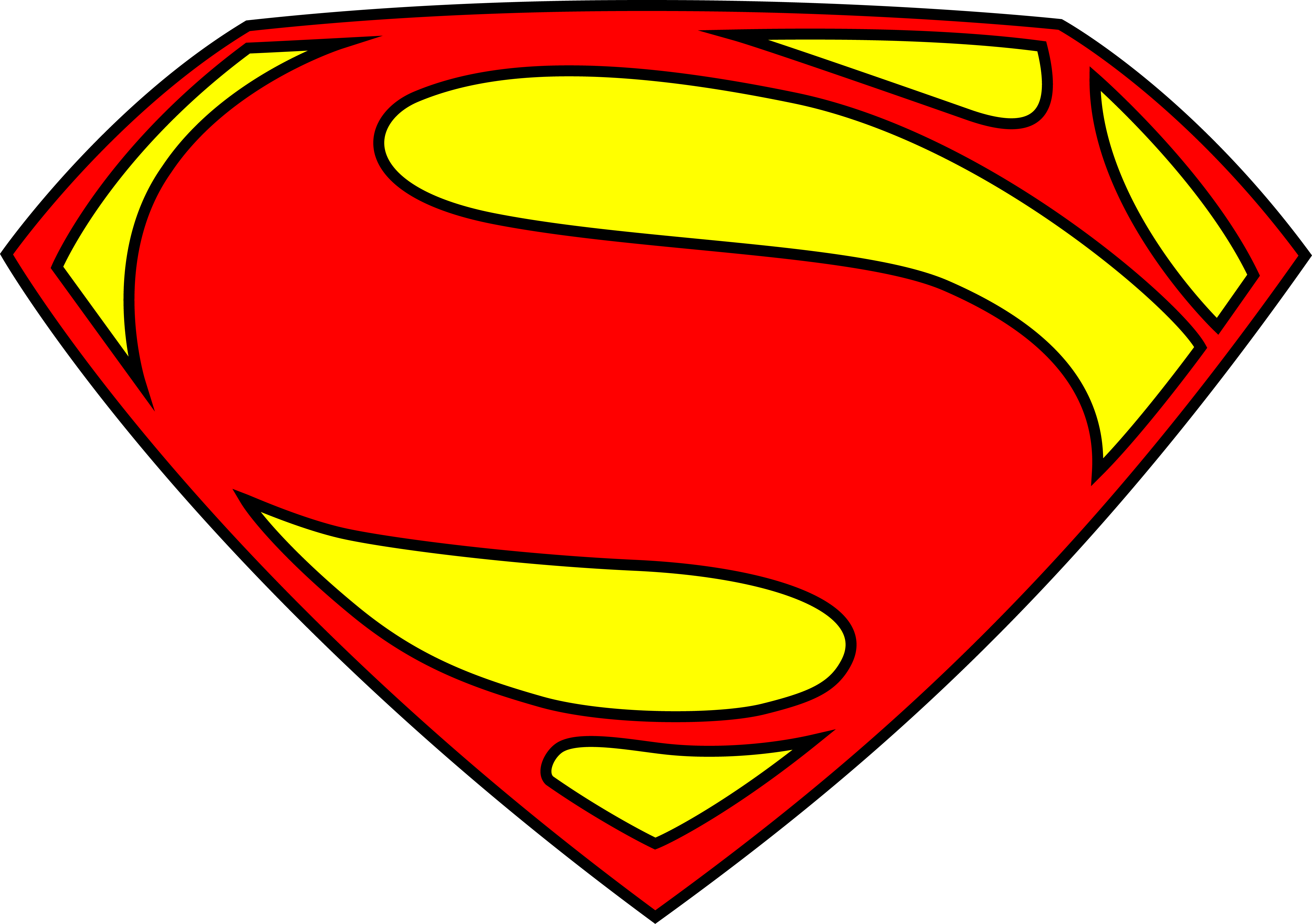 Icon Superman Vectors Free Download image #19808