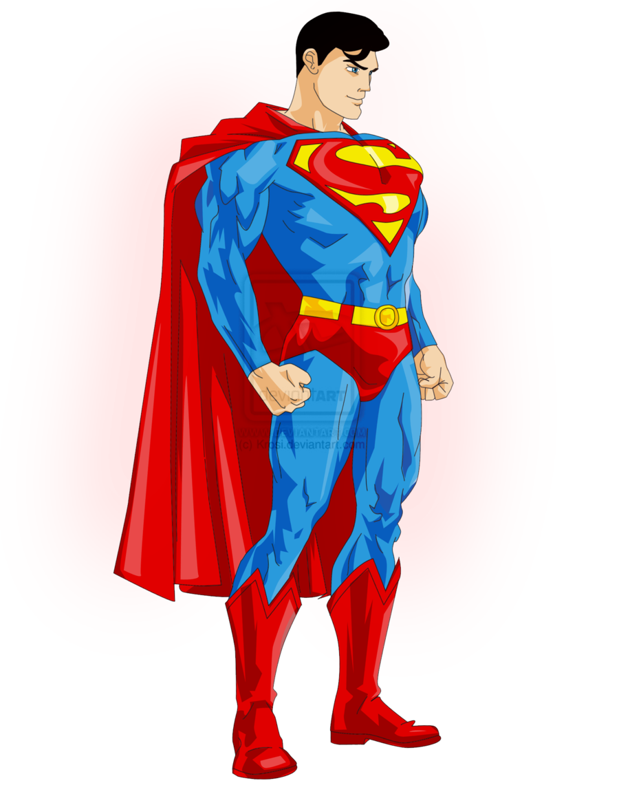 Superman HD PNG image #19783