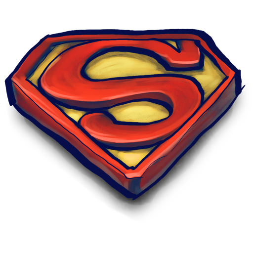 Image Transparent Superman PNG