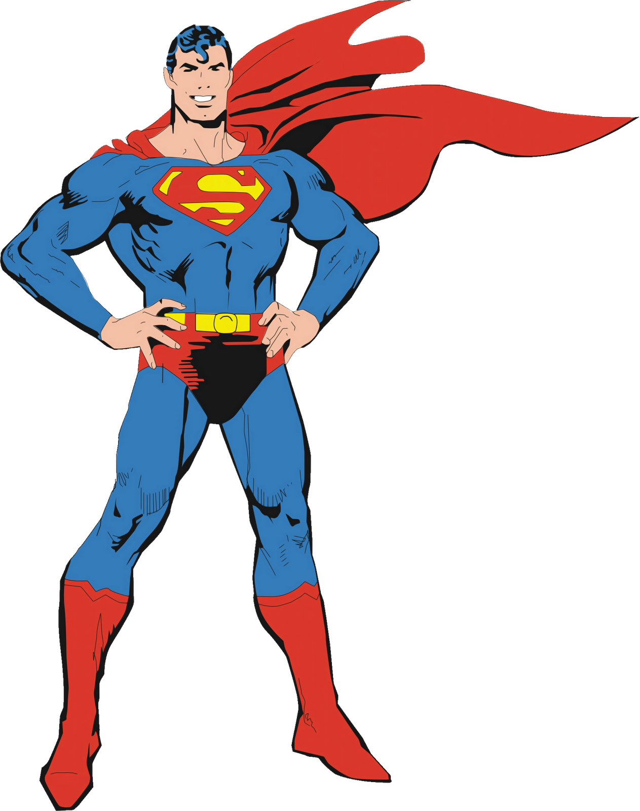 Superman Picture PNG image #19812