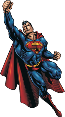 Superman Png Clipart Download image #19815