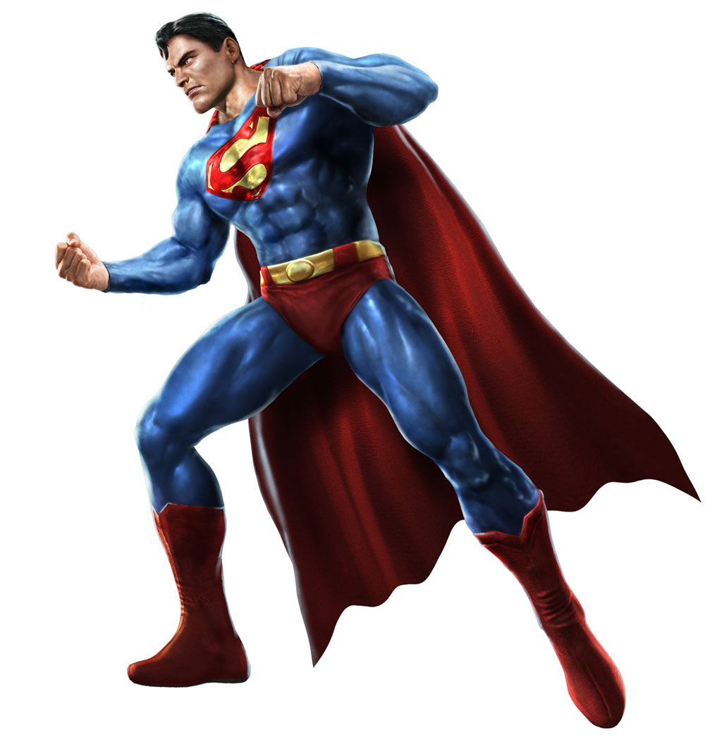Png Format Images Of Superman image #19789