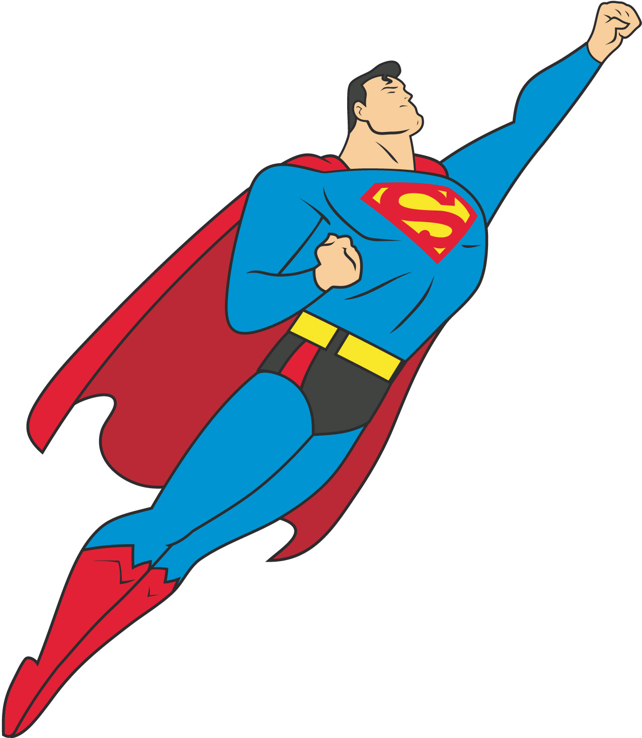 High Resolution Superman Png Icon image #19792