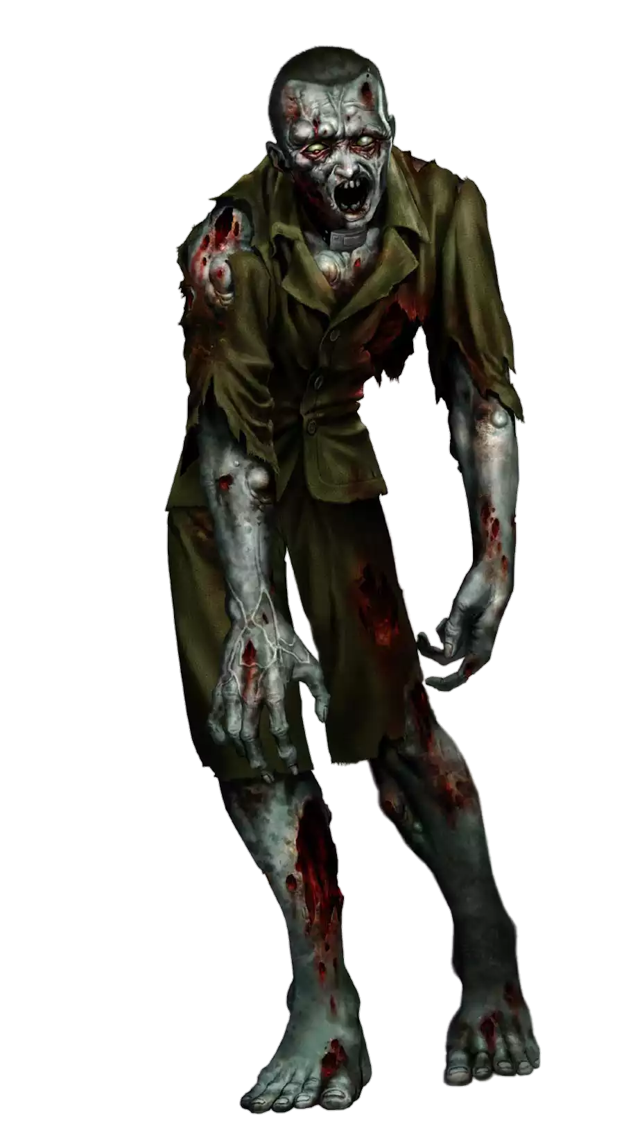 Supervillain Resident Evil – Code: Veronica, Zombie, Video Games Png image #48818