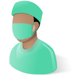 Surgeon Icon image #6572