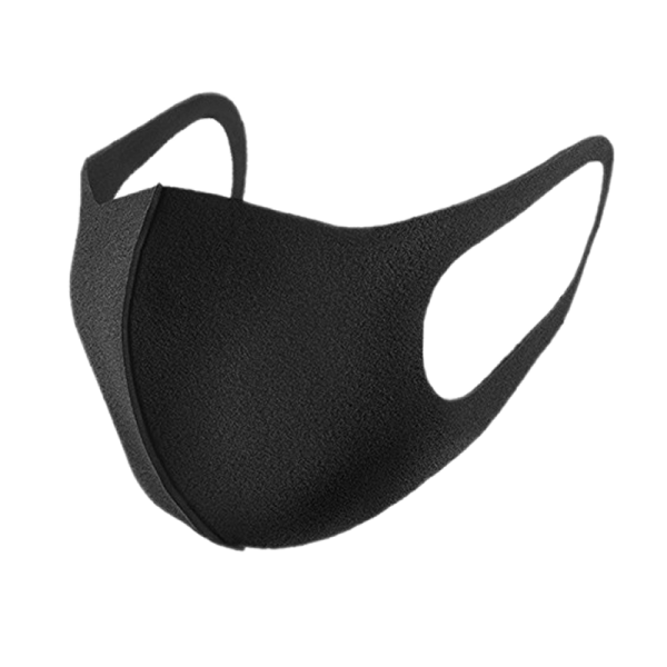 surgical black mask, medicine, safety shield png