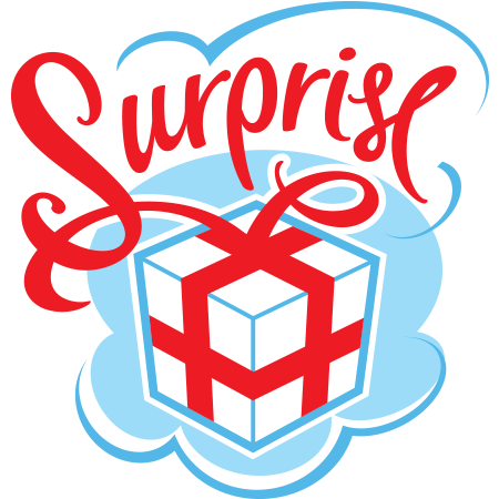 Icon Surprise Vector image #15912