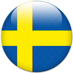 Sweden Flag Drawing Icon