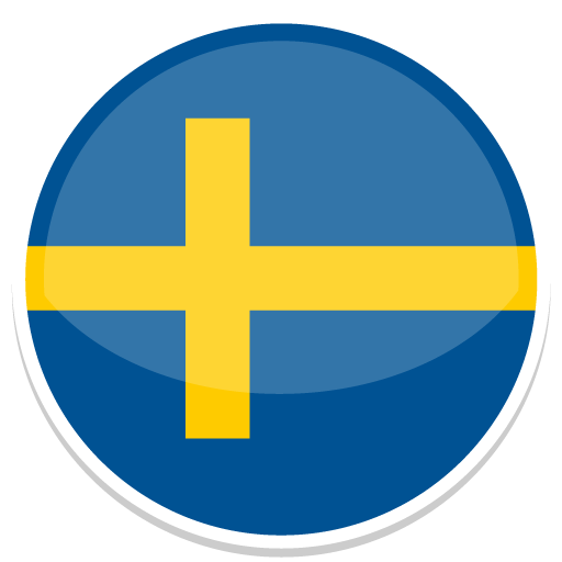 Icon Svg Sweden Flag