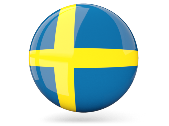 Icon Sweden Flag Download Png
