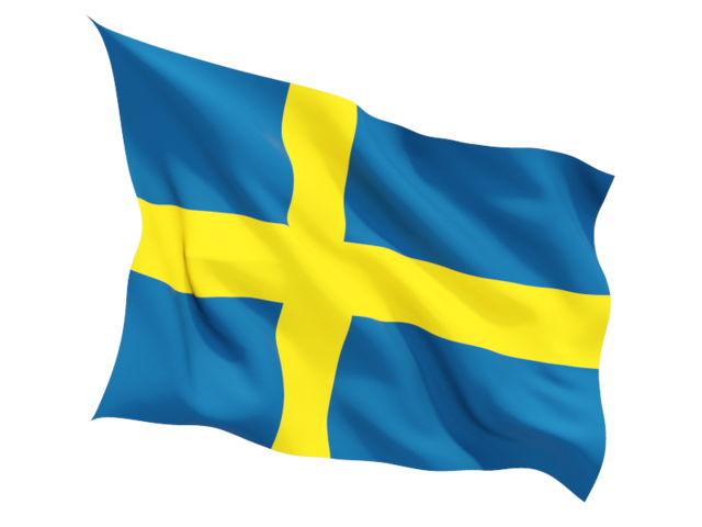 Sweden Flag Png Vector