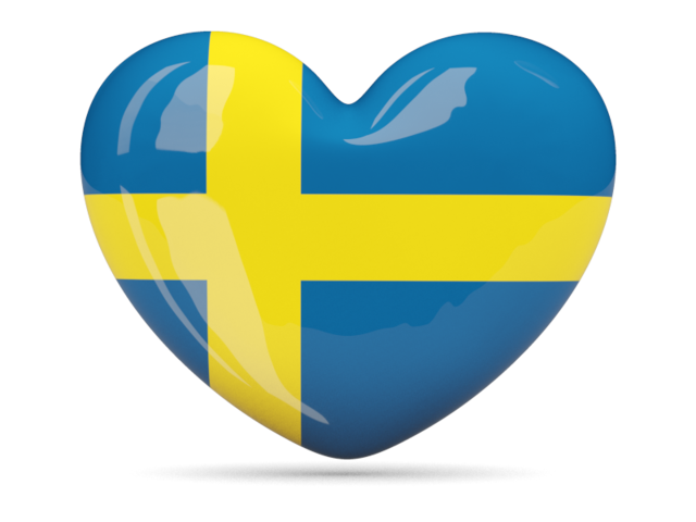 Sweden Flag Icons No Attribution