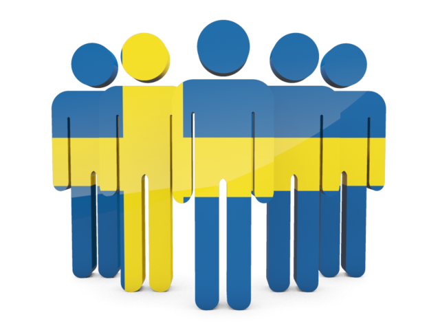 Sweden Flag Vector Icon