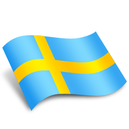 Library Sweden Flag Icon