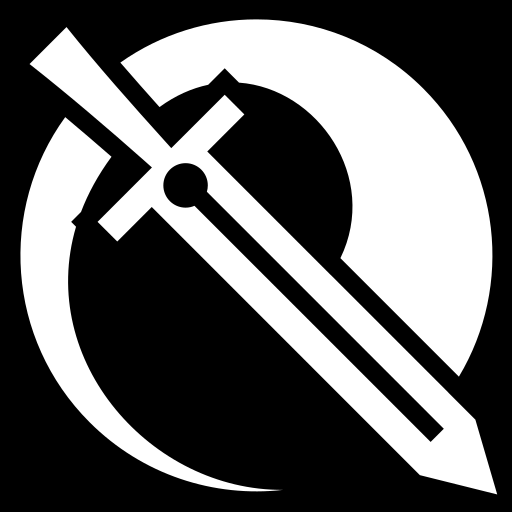 Icon Sword Drawing