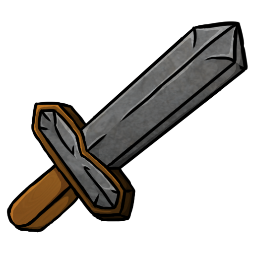 Library Sword Icon