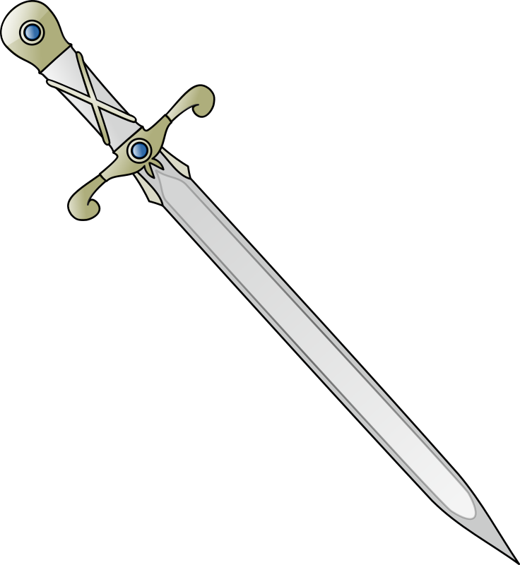 Download And Use Sword Png Clipart image #19413