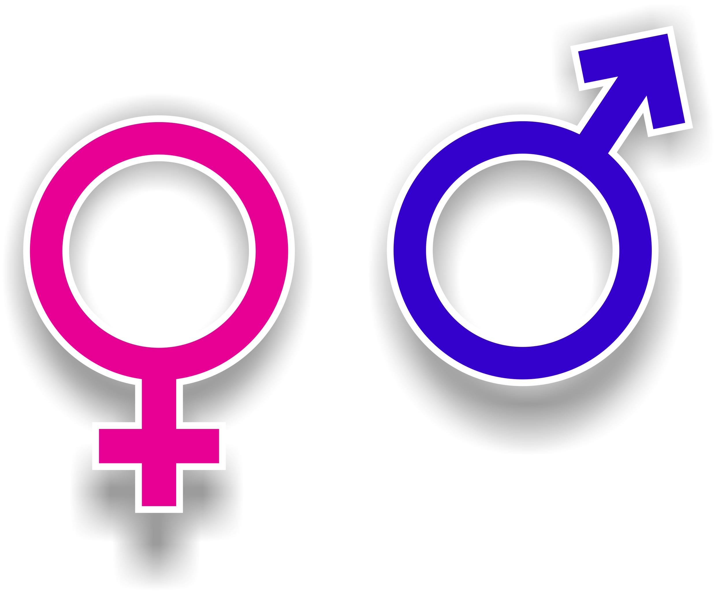 Png Download Vector Symbol Of Woman Free