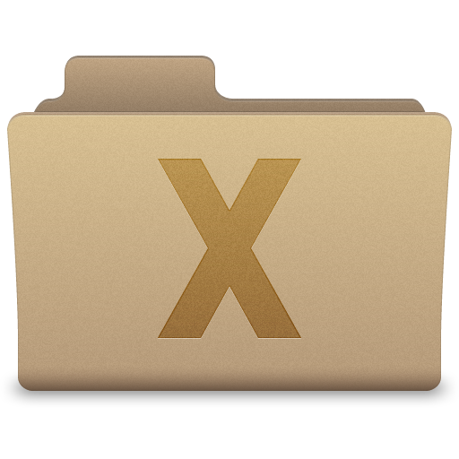 Vector System Folder Icon image #37910