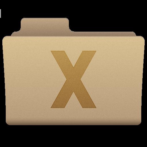 System Folder Icon image #37910